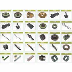 Replacement Spares For Lakshmi Comber E-7/4, Lk-250