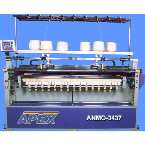 Fully Computerized Flat Bed Knitting Machines