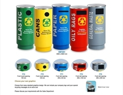 Green Revolution Dustbins