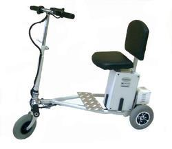 Motorized Vikruth T Model Tricycles