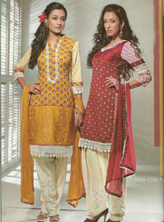 Sequin Salwar Suits