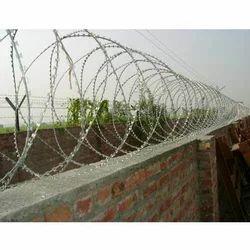 Fence Concertina Razor Wire