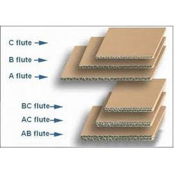 Corrugated Boards 5 Ply Corrugated Boards Manufacturer
