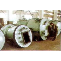 Chemical Storage Tanks Rubber Lining