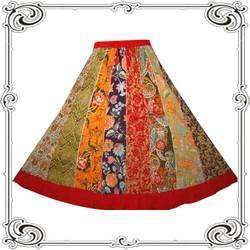 Color Printed Skirts
