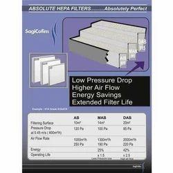 Laminar Flow Absolute Filters