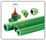 PP-R Pipes & Fittings