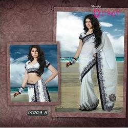 Marvelous Crepe Saree