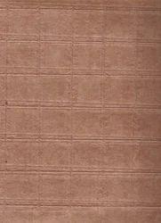 Brown Colored Banana Fiber Handmade Paper with Jute String