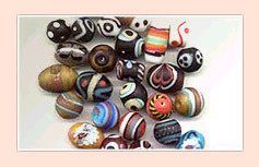 African Trade Mix Beads