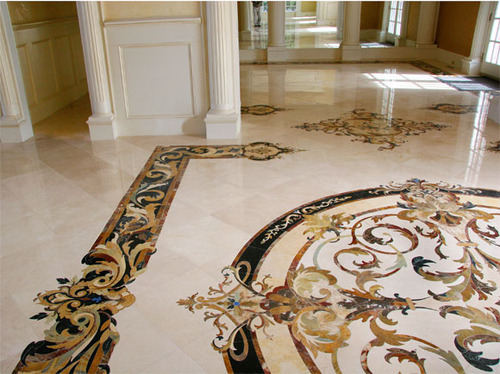 Inlay Floor (Hotel Theme)