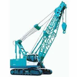 Lattice Boom Crane Rental Services