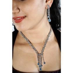 cz stone necklaces