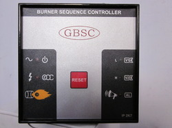 Indian Make Gas Burner Controller