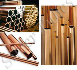 Copper-Nickel Alloy Pipes & Tubes