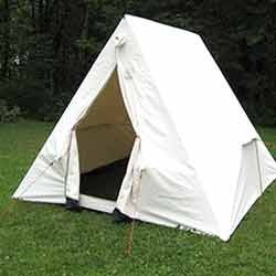... canvas tents with stove ... & Best Canvas Tents - The Austin Egotist