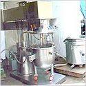 Planetary Mixer Vacuum Type