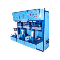 Automatic Induction Brazing Machine