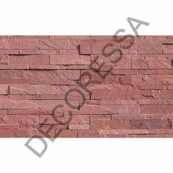Agra Red Ledge Stone