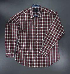 Highland Plaids Shirts (randall - Red)