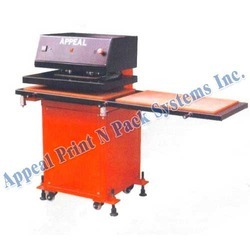 Heat Transfer Print  Machine