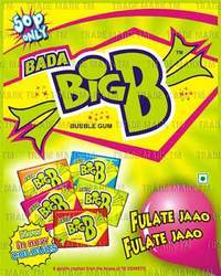Chewing Bubble Gum (Big B)