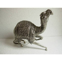 Copper Setting Camel