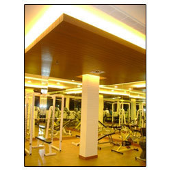 Gym Interior at Hotel Taj