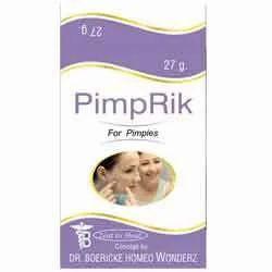 Pimprik For Pimples