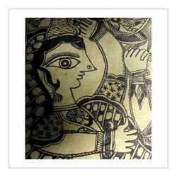 Traditional Madhubani Paintings