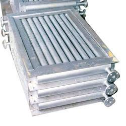 Spiral Tension Wound Finned Tube Radiators