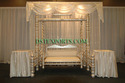 Wedding Pearl Gold Jhula