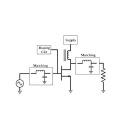RF Low Noise Amplifiers Designing Services