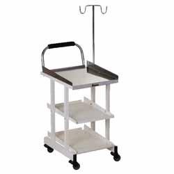 ECG Machine Trolley