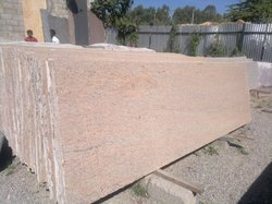 Raw Silk Granite Slab