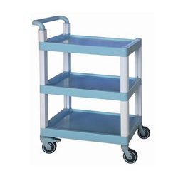 Plastic Cure Cart