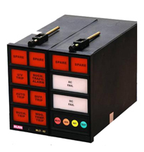 Alan Make Mld02 Series Alarm Annunciators
