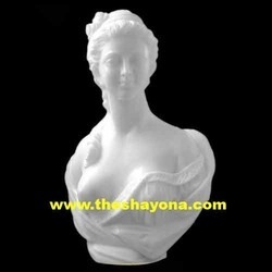 Beautiful Lady Bust