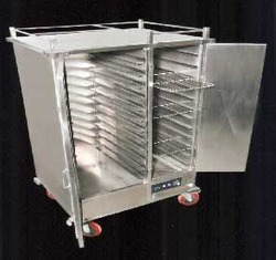 Hot Food Trolley
