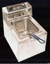 Single Deep Fat Fryer
