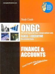 ONGC Class I Executive Finance Accounts