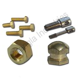 Brass Bolts, Screw & Nuts