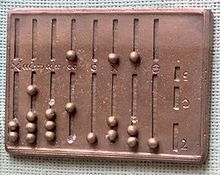 evolution of abacus part ii