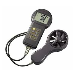 Digital Wind Velocity Meter