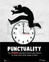 Punctuality Posters