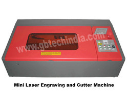 Mini Laser Engraving And Cutter Machine