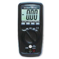 Digital Milli-Volt/ Milli-AMP Calibrator