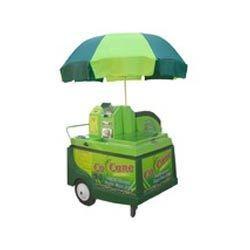 Sugarcane Juice Vending Cart