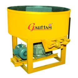 Pan Mixture Machine