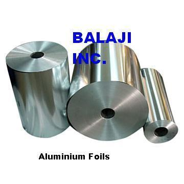 Aluminium Pharma Foils